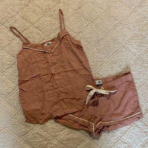 Old Navy Matching Pajama Set